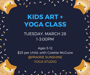 KIDS YOGA CAMP