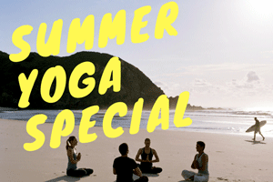Summer-Yoga-Special